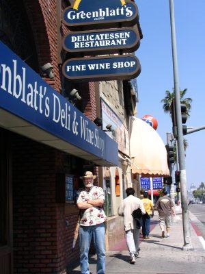 Sunset Boulevard – Part Ten: The Strip: John Varley, Greenblatt's