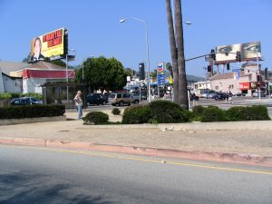 Sunset Boulevard – Part Ten: The Strip: John Varley the triangle