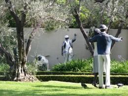 Sunset Boulevard – Part Thirteen: Where the sidewalk ends: sculpture 1
