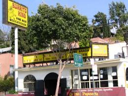 Sunset Boulevard - Part Three: Echo Park, Burrito King Mexicatessan