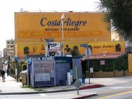 Sunset Boulevard - Part Three: Echo Park, Costa Alegre