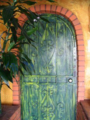 Sunset Boulevard - Part Three: Echo Park, green door