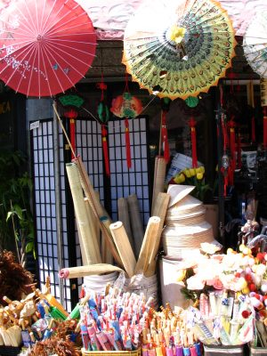 Sunset Boulevard - Part Two: Chinatown shop 1