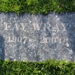Sunset Boulevard – The Dead: Part 1 - Hollywood-Forever: Fay Wray