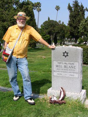 Sunset Boulevard – The Dead: Part 1 - Hollywood-Forever: John Varley, Mel Blanc