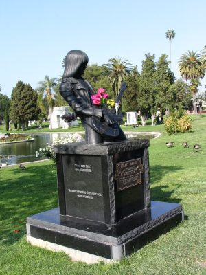 Sunset Boulevard – The Dead: Part 1 - Hollywood-Forever: Johnny Ramone