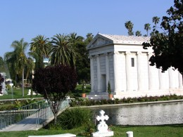 Sunset Boulevard – The Dead: Part 1 - Hollywood-Forever: island