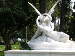Sunset Boulevard – The Dead: Part 1 - Hollywood-Forever: sculpture 2