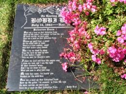 The Dead - Part 2: Pierce Brothers Westwood Village Memorial Park: Bobbi Brat