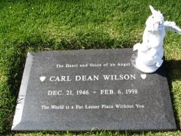 The Dead - Part 2: Pierce Brothers Westwood Village Memorial Park: Carl Wilson