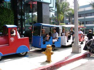 Up LA River Part 10: choo choo train