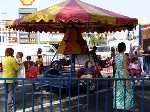Up LA River Part 10: swing ride 1