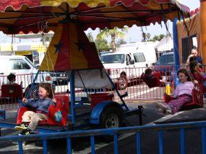 Up LA River Part 10: swing ride 2