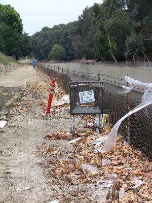 Up LA River Part 10: trash