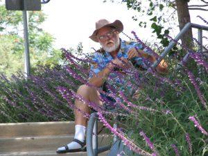 Up LA River Part 11: John Varley takes a break