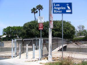 Up LA River Part 11: sign