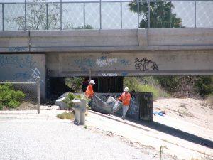 Up LA River Part 12: clean up crew