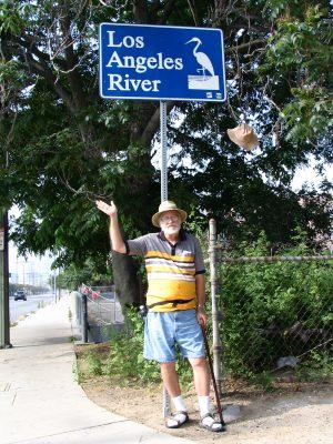 Up LA River Part 13: John Varley at the beginning