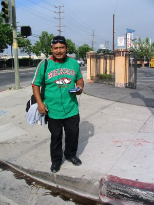 Up LA River Part 13: looking for work