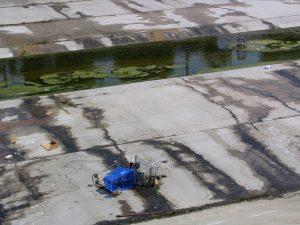 Up LA River Part 13: shopping cart