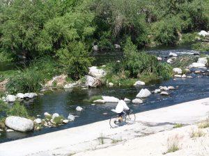 Up LA River Part 3: biking