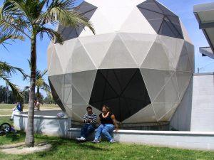Up LA River Part 4: big soccer ball