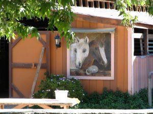 Up LA River Part 5: horse stable