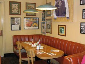 Up LA River Part 9: Bob's Big Boy Beatles booth