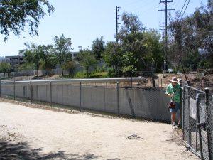 Up LA River Part 9: John Varley squeezes through
