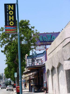 Up LA River Part 9a: NOHO & HaHa