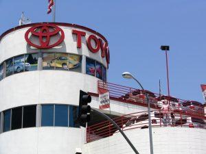 Up LA River Part 9a: Toyota tower