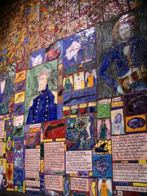 Up LA River Part 9a: history of LA tiles