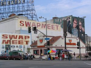 Wilshire Blvd Part 1: swapmeet