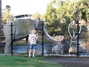 Wilshire Blvd Part 3: John Varley and mammoths