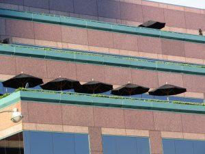 Wilshire Blvd Part 3: Variety balcony