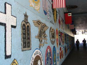 Wilshire Blvd Part 6: tunnel under street