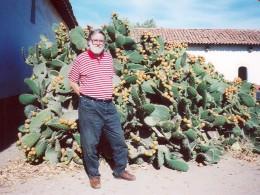 21 Missions: La Purisima, John Varley cactus
