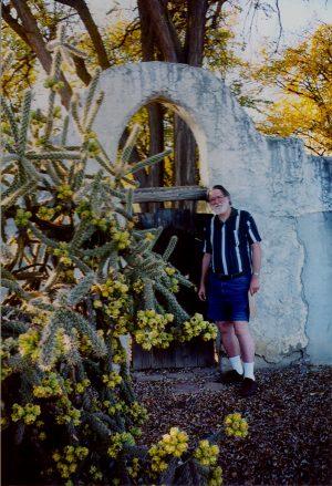21 Missions: San Miguel, John Varle