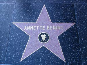 Annette Bening Hollywood Star