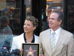 Annette Bening & Warren Beatty