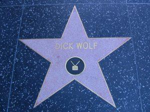 Dick Wolf Star