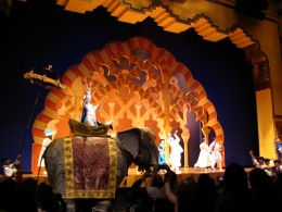 Disneyland and California Adventure Part 2: Aladdin 3