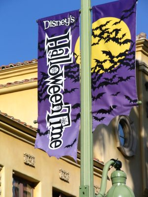Disneyland and California Adventure Part 3: Halloweentime