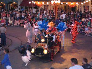 Disneyland and California Adventure Part 3: Honorary Grand Marshall
