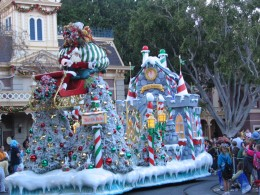 Disneyland and California Adventure Part 3: Santa