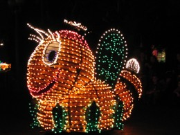 Disneyland and California Adventure Part 4: Electric Parade 2