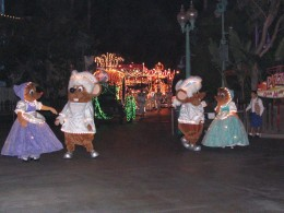 Disneyland and California Adventure Part 4: Electric Parade 4