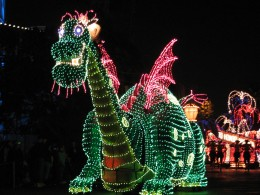 Disneyland and California Adventure Part 4: Electric Parade 6