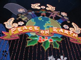 Disneyland and California Adventure Part 4: Peace on Earth