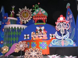Disneyland and California Adventure Part 4: it's a small world 2